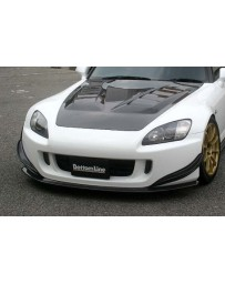 ChargeSpeed 05-09 S2000 AP-2 Bottom Lines FRP Front Lip