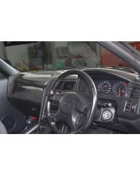 ChargeSpeed 1993-1998 Nissan BCNR33 OEM CF Dash
