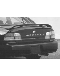 VIS Racing 1995-1999 Maxima 4Dr Factory Style Spoiler W/ Led