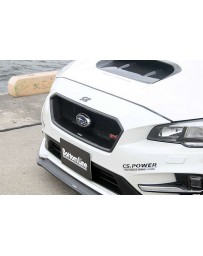 ChargeSpeed 17.5-18 Impreza Levorg 5Dr HB Front Grill Carbon