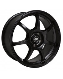 Enkei GT7 17x7.5 45mm Offset 5x100 Bolt Pattern 72.6 Bore Dia Matte Black Wheel