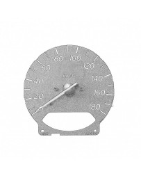 Nissan OEM Speedometer Assembly Late Style - Nissan Skyline R34 GT-R