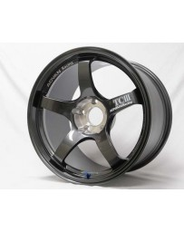 Advan Racing TCIII Wheel 18x11 5x114.3 15mm Dark Gunmetal