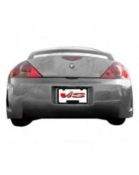 VIS Racing 1999-2003 Mercury Cougar 2Dr Tsc 3 Rear Bumper