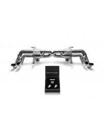 ARMYTRIX Titanium Valvetronic Exhaust System Audi R8 V10 5.2L FSI 2016-2021