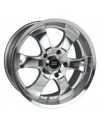 Enkei M6 Universal Truck & SUV 17x8 10mm Offset 5x127 Bolt Pattern 71.6mm Bore Mirror Finish Wheel