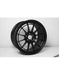 Enkei NT03+M 18x9.5 5x100 40mm Offset Black Wheel (Min Order Qty 40)