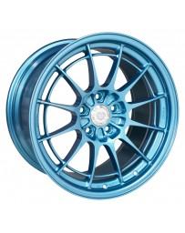 Enkei NT03+M 18x9.5 5x114.3 40mm Offset 72.6mm Bore Emerald Blue Wheel