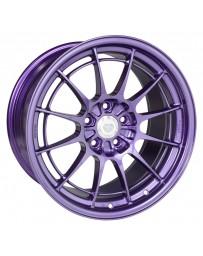Enkei NT03+M 18x9.5 5x114.3 40mm Offset 72.6mm Bore Purple Wheel