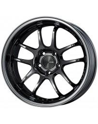 Enkei PF01EVO 17x9 0mm Offset 5x114.3 75mm Bore Matte Black Wheel Special Order / No Cancel