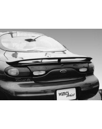 VIS Racing 1996-1999 Mercury Sable Custom Style Spoiler with Light