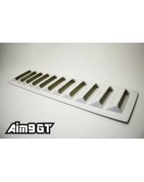 Aim9 GT Hood Vent Louvers FRP Multi vent