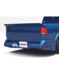 VIS Racing 1994-1997 Gmc Sonoma All Models Custom Style Left Rear Qtr Flare