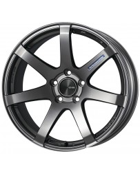 Enkei PF07 18x10.5 5x114.3 15mm Offset Dark Silver Wheel *Special Order/No Cancel*
