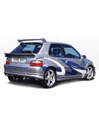 VIS Racing 1996-2002 Citroen Saxo G5 Series Left Side Skirt