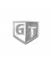 Nissan OEM Fender Side Emblem, Left - Nissan Skyline R34 GT-R