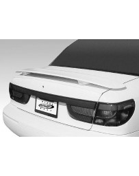VIS Racing 2000-2003 Saturn Sl 4Dr. Factory Style Wing No Light