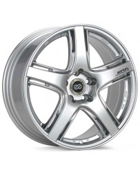 Enkei RP05 18x8.5 5x114.3 30mm Offset 75mm Bore Silver Wheel **SPECIAL ORDER NO CANCELLATIONS**