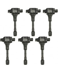 370z Delphi OE Technology Ignition Coil - Pack of 6