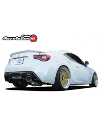 GReddy Revolution RS Exhaust Toyota Subaru 2017+