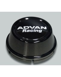 Advan 73mm High Centercap - Black