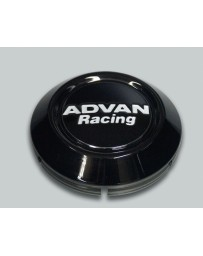 Advan Racing 73mm Low Centercap - Black