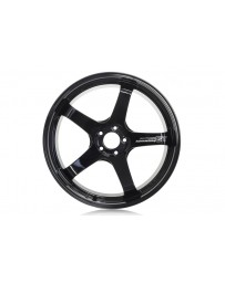 Advan Racing GT Premium Version 20x12.0 +20 5-114.3 Racing Gloss Black Wheel
