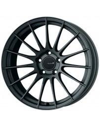 Enkei RS05-RR 18x9.5 43mm ET 5x100 75.0 Bore Matte Gunmetal Wheel FR-S / BRZ
