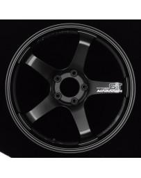 Advan Racing GT 18x11.0 +15 5-114.3 Semi Gloss Black Wheel