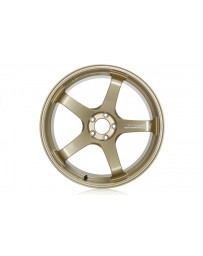 Advan Racing GT Premium Version 21x10.5 +50 5-130 Racing Gold Metallic Wheel