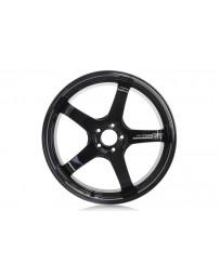 Advan Racing GT Premium Version 21x10.5 +24 5-114.3 Racing Gloss Black Wheel
