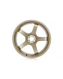 Advan Racing GT Premium Version 21x10.0 +35 5-114.3 Racing Gold Metallic Wheel