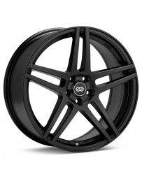 Enkei RSF5 16x7 38mm Offset 5x100 Bolt Pattern 72.6mm Bore Dia Matte Black Wheel