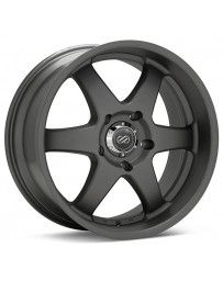 Enkei ST6 20 x 9.5 30mm Offset 5x150 Bolt Pattern 110mm Bore Dia Matte Gunmetal Wheel
