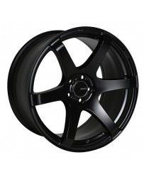 Enkei T6S 17x9 45mm Offset 5x100 Bolt Pattern 72.6 Bore Matte Black Wheel
