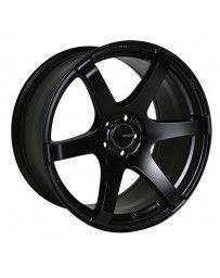 Enkei T6S 18x8.5 45mm Offset 5x100 Bolt Pattern 72.6 Bore Matte Black Wheel