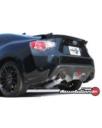 GReddy Revolution RS Catback Exhaust System Subaru BRZ 13-17 Toyota GT-86 2013-2021 Scion FRS 13-16