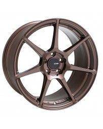 Enkei TFR 17x8 5x114.3 45mm Offset 72.6 Bore Diameter Copper Wheel