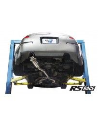 GReddy Revolution RS Exhaust w SS Y-Pipe Nissan 350z 03-08