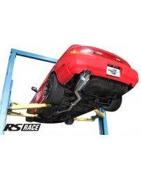 GReddy Revolution RS Exhaust Nissan 240sx S13 89-94