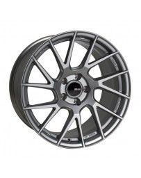 Enkei TM7 17x8 5x114.3 35mm Offset 72.60 Bore Storm Grey Wheel