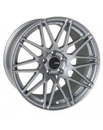 Enkei TMS 17x8 5x114.3 45mm Offset 72.6mm Bore Storm Gray Wheel