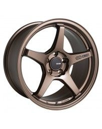 Enkei TS-5 18x9.5 5x114.3 38mm Offset 72.6mm Bore Bronze