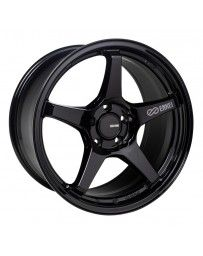 Enkei TS-5 18x8 5x112 45mm Offset 72.6mm Bore Gloss Black