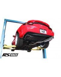 GReddy GPP RS-Race Exhaust Mazda RX-7 93-96