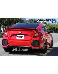 GReddy Supreme SP Exhaust Honda Civic Si Sedan 16-20