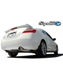 GReddy Supreme SP Cat Back Exhaust System Honda Civic Si Coupe FG2 06-11
