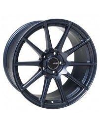 Enkei TS10 18x9.5 35mm Offset 5x114.3 Bolt Pattern 72.6mm Bore Dia Matte Blue Wheel