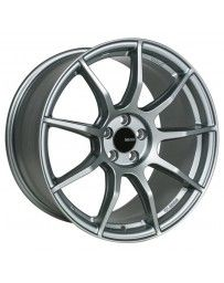 Enkei TS9 18x9.5 5x100 40mm Offset 72.6mm Bore Platinum Grey (MOQ 40)