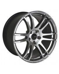 Enkei TSP6 18x9.5 35mm Offset 5x120 Bolt Pattern 72.6 Bore Hyper Silver Wheel